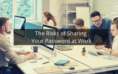 The Risks of Sharing Your Password at Work
